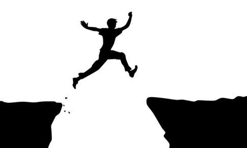 Nunca desista! Persistência é a chave